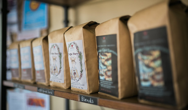 Java Central Roasted Coffee Beans